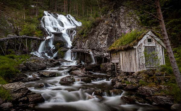 iskandinav evleri