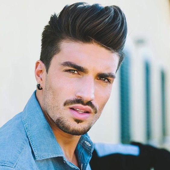 Modern ve Karizmatik Erkekler İçin 15 Saç Modeli