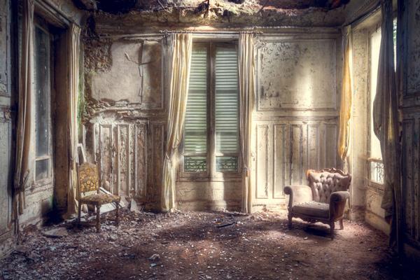 Fransa'da Terkedilmişliğin Güzelliği