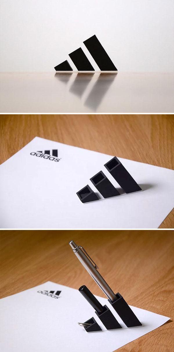 Ünlü Logoları Kullanılabilir Nesnelere Çeviren Taku Oomura