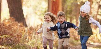 Kışın Çocukları Giydirmenin 5 Kuralı